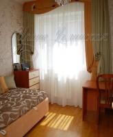 фото штор для детской комнаты девочки в современном стиле
