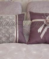 подушки декоративные от комплекта с покрывалом