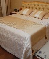 покрывало на большую кровать на заказ