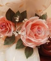 цветочная композиция для штор