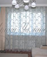 фото штор для гостиной в современном стиле