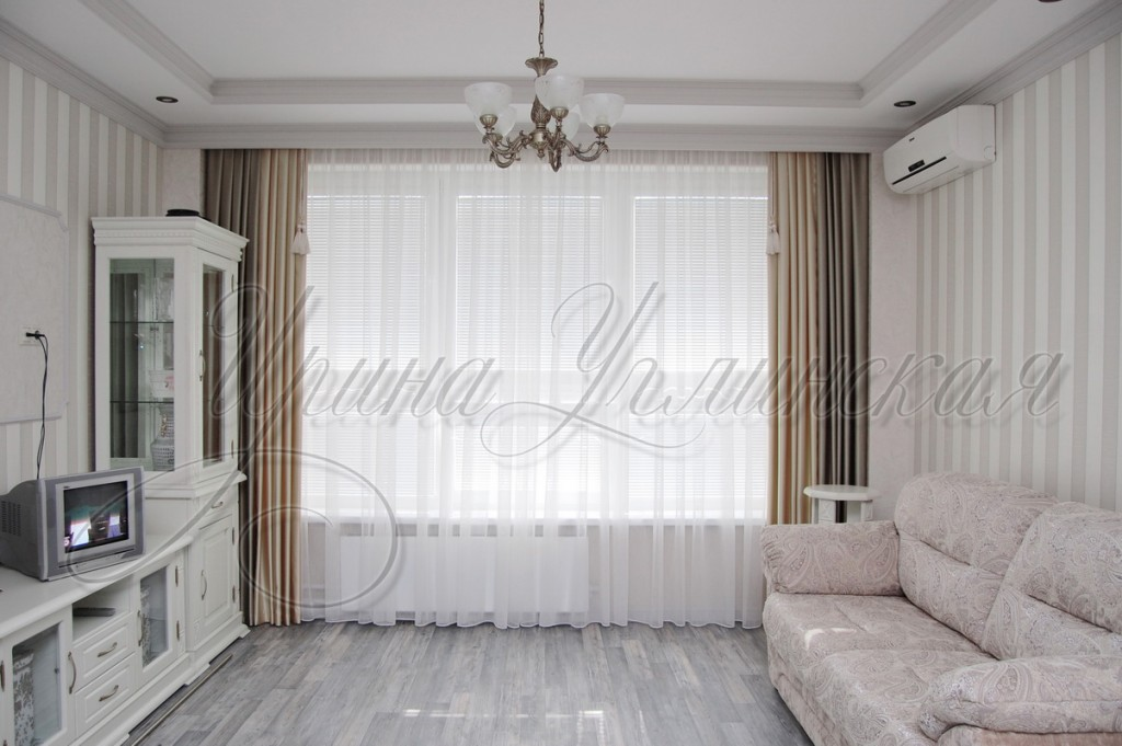 шторы на окна, стильные шторы для гостиной