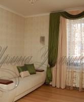 шторы для гостиной классика