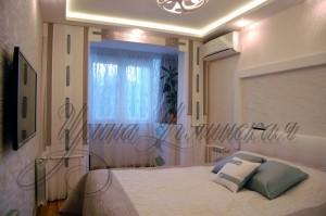 фото штор и покрывала для спальни