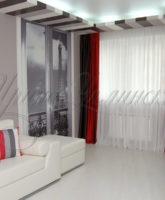 фото штор для гостиной