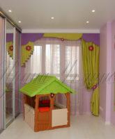 фото штор для детской девочки