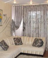 фото штор в гостиную